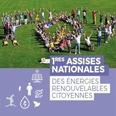 1ères assises nationales des EnR citoyennes